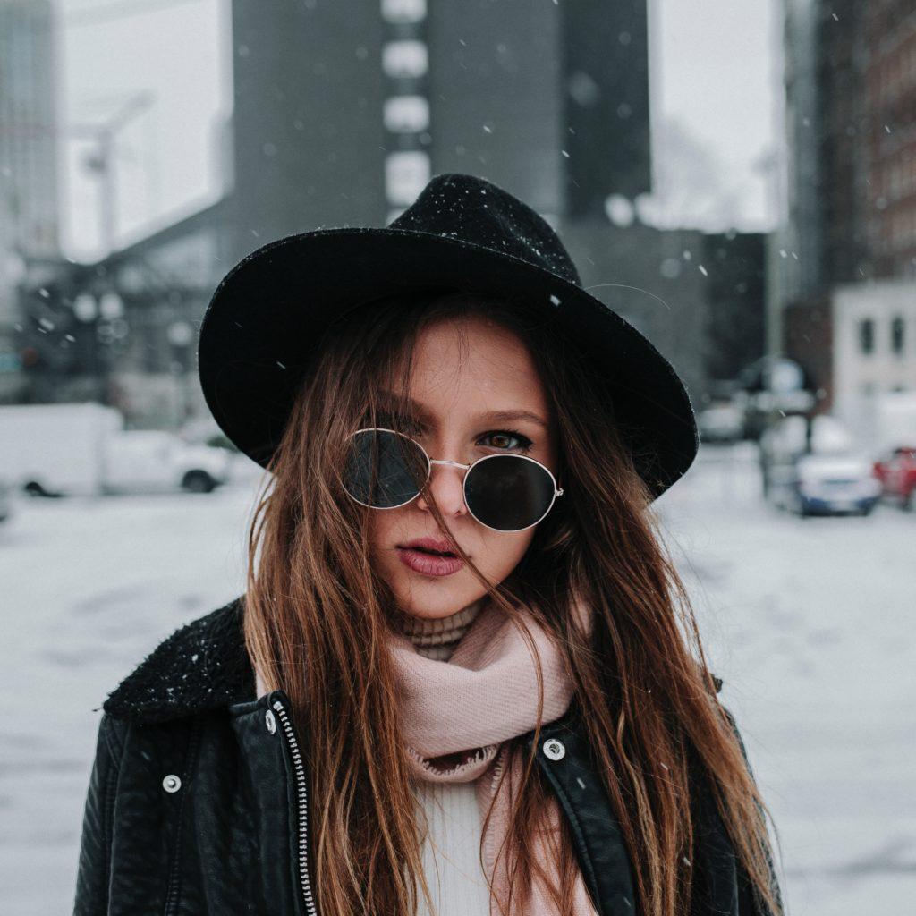 Fashionable Snow Gear